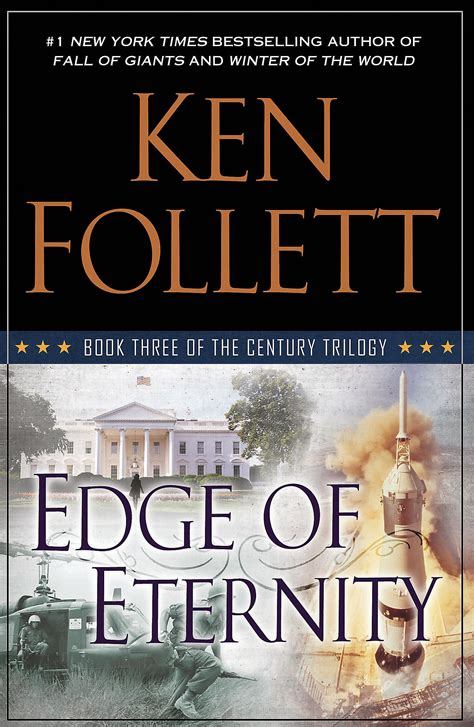 The Edge Of Eternity edge of eternity ken follett completes his popular