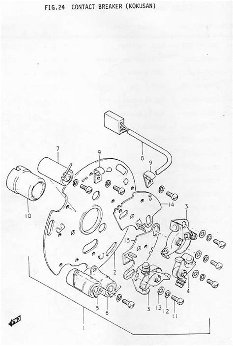 cdi ignition wiring diagram likewise dc circuit diagram