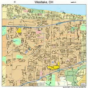 westlake ohio map 3983622