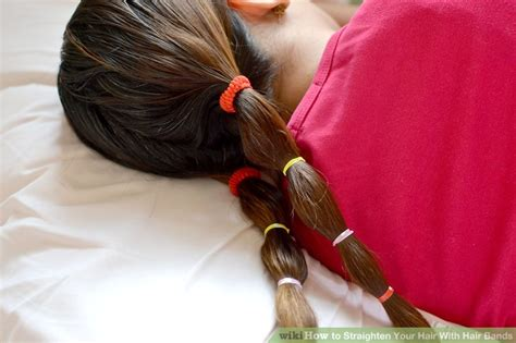 straighten hair with milk step how to straighten your hair with hair bands 10 steps
