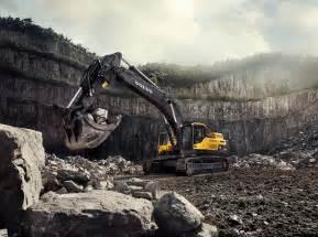 Volvo Excavator Volvo Ec480d Crawler Excavator The Volvo Excavator