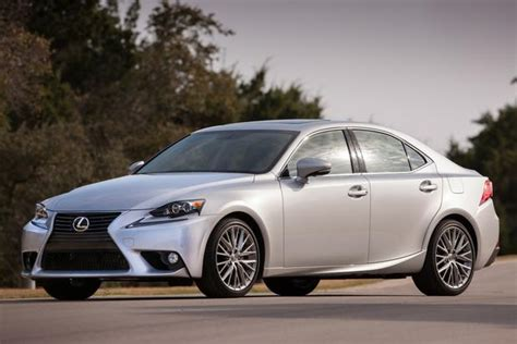 lexus old models 2013 vs 2014 lexus is autotrader