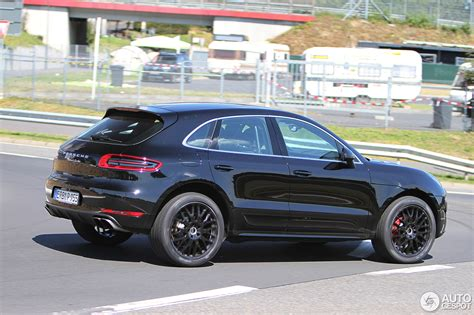 porsche macan turbo 2016 porsche 95b macan turbo 20 july 2016 autogespot
