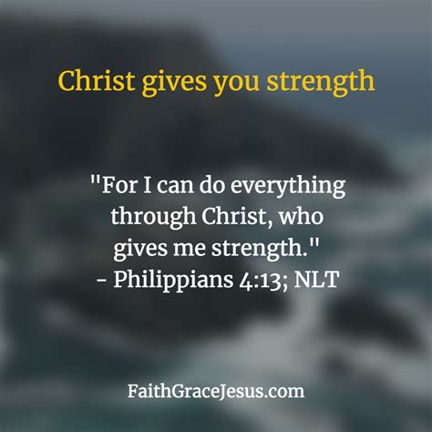 philippians 413 i can do all things through christ who philippians 4 13 i can do all things through christ who