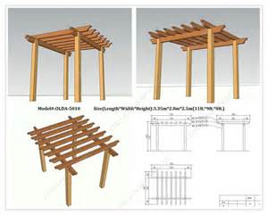 How To Build A Pergola Uk by Woodworking Pergola Plans For Free Diy Pdf Download