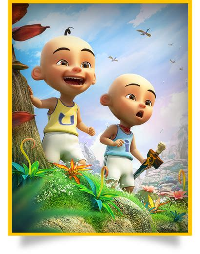 film upin ipin angkasawan upin ipin the movie les copaque production sdn bhd
