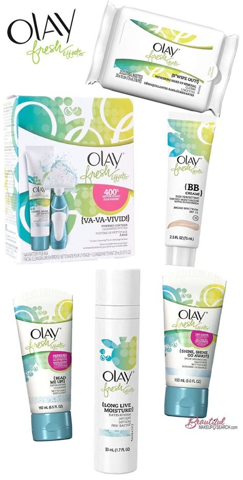 Olay Fresh Effect olay fresh effects skin care skincare and summer