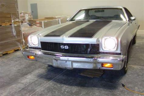 1973 el camino ss 454 find used 1973 chevorlet el camino ss 454 automatic