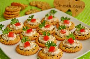 spicy cheese canapes recipe recipes from turkish