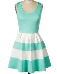 mint color dresses mint color block sleeveless flare dress