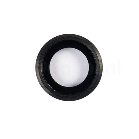 Original Rear Back Glass Lens Coverframe Holder Circle Oneplus iphone 6 plus rear back lens glass cover with ring replacement wholesale black ogo deal