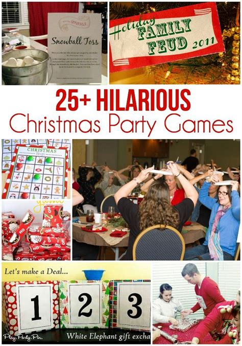 best 25 christmas party games ideas on pinterest fun