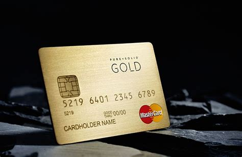 Master Card Gift Card - precious metal credit cards quot luxury credit cards quot