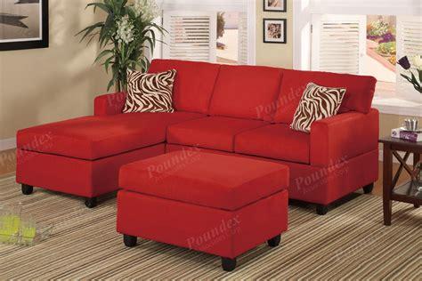 Furniture Microfiber Mipackored30x40 1 new 3 pcs microfiber sectional sofa in 8 colors