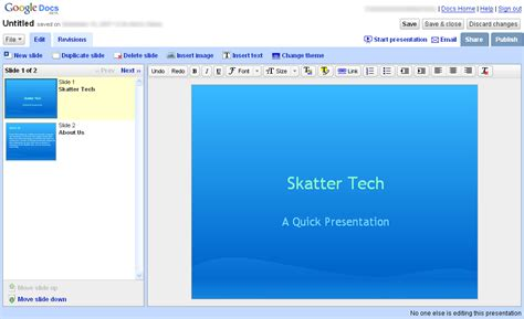 Google Design Editor | google slides create and edit presentations online for