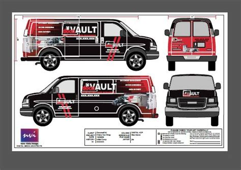 graphic designer tips on how to use vehicle templates for