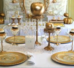 Favors For Dinner Table by Gold Dinner Decor Pictures Photos And Images For