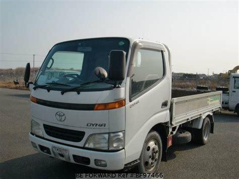 Toyota Dyna Used Used 2001 Toyota Dyna Truck Kk Xzu307 For Sale Bf97466