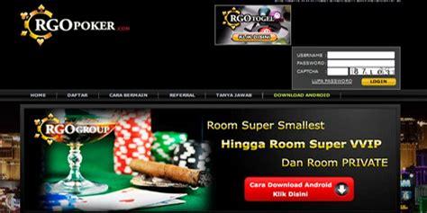 rgo poker rgopoker zona poker