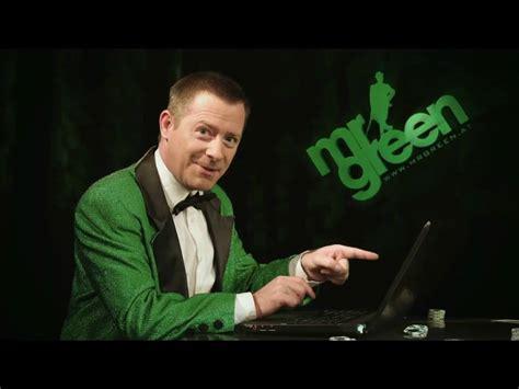 Mr Green 2010 mr green at tv spiele spielen tv werbung