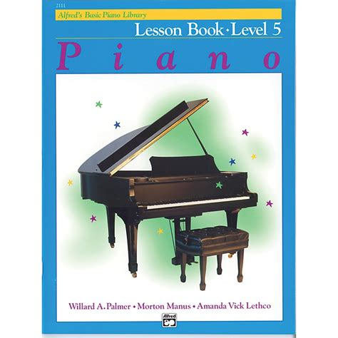 you at piano books alfred alfred s basic piano course lesson book 5