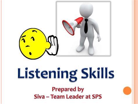 Listening Skills Essay by Non Verbal Listening Skills Essays