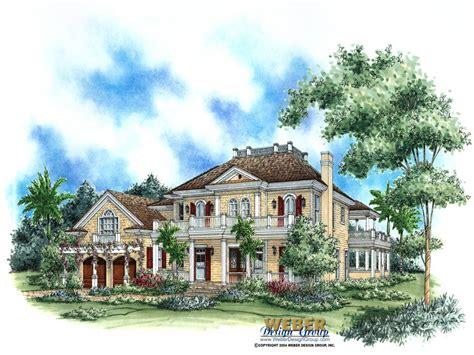 tropical plantation style house plans plantation style