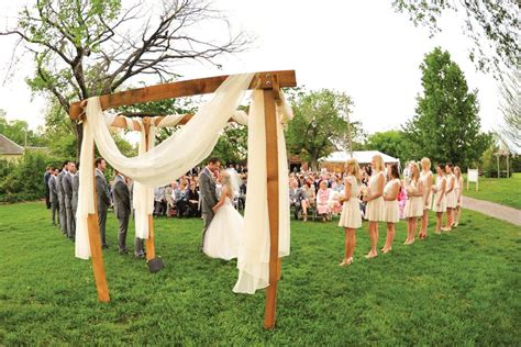 how to plan the outdoor wedding everafterguide