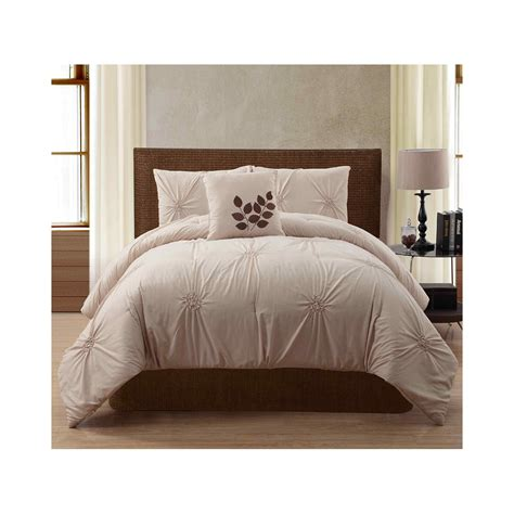 Clean Comforter Cost by Cheap 4 Pc Pleated Comforter Set Limited Bedding