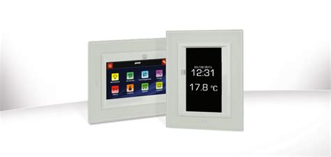 most advanced home automation technology solutions in the new touch screen dominaplus 4 3 quot home automation for