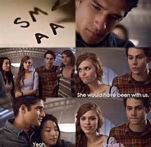 Lydia mtv school scott mccall season 5 stiles teen wolf tv show