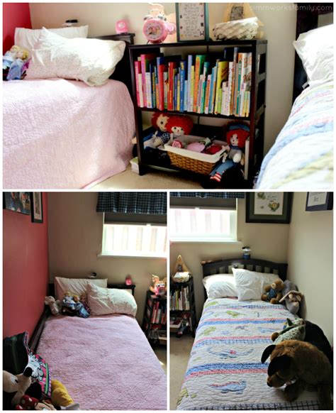 bedroom ideas for brothers shared bedroom ideas for brother and sister a crafty