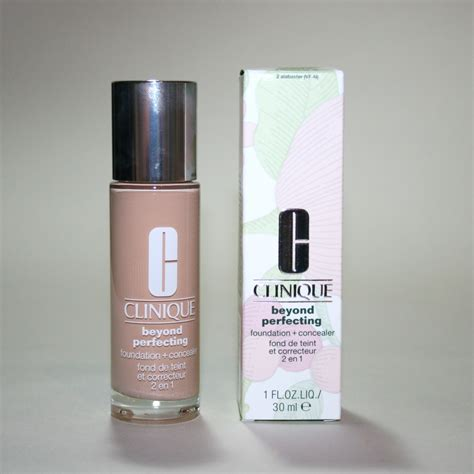 Foundation Clinique clinique beyond perfecting foundation and concealer