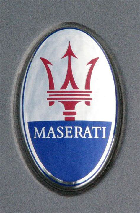 Maserati Ornament by Maserati Related Emblems Cartype