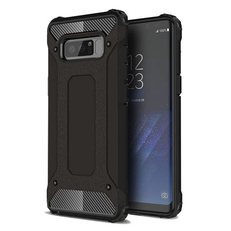 Cover Samsung Galaxy Note 8 galaxy note 8 hybrid dual layer tough armor protective black