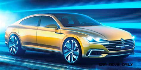 volkswagen hatchback 2015 2015 volkswagen sport coupe concept gte