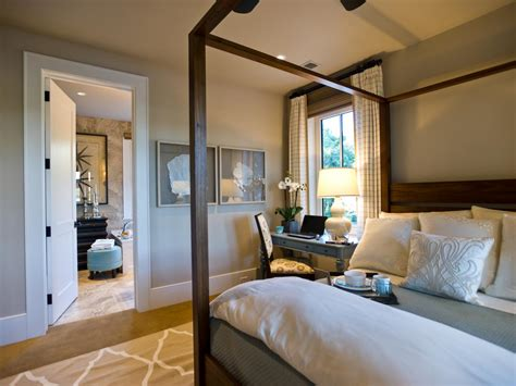 master bedroom ideas hgtv within easy reach of the master suite bathroom this haven