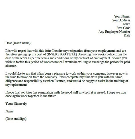 Professional Angry Resignation Letter The 25 Best Formal Resignation Letter Sle Ideas On Professional Resignation