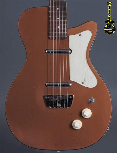 1959 Silvertone U2 model 1301 - Bronze-Vi59SilvU2Bronze U 2 1959