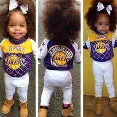 Cali love beautiful black babies kid swagg future get more