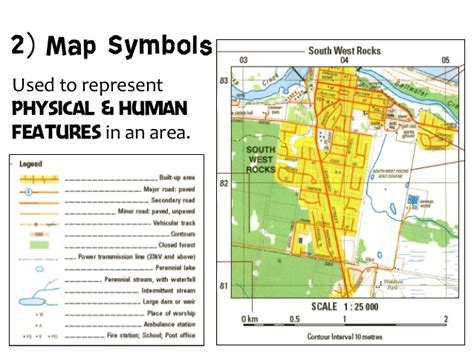 Symbolic Landscape Definition Human Geography Chapter 2 Topo Map Reading