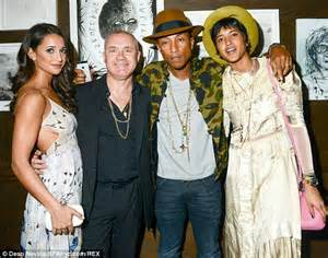 Helen Lasichanhs Parents | helen lasichanhs parents pharrell williams and his wife