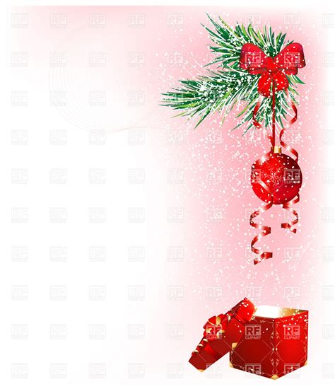 new year gipft paceje rs 99 imege snowy background with gift box royalty free vector clip image 4947 stock vector