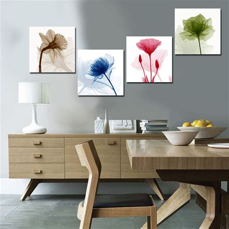 lily home decor colorful lily flower wall pictures ღ ƹ ӝ ʒ ღ with with