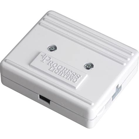 under cabinet led junction box progress lighting hide a lite iii collection white direct