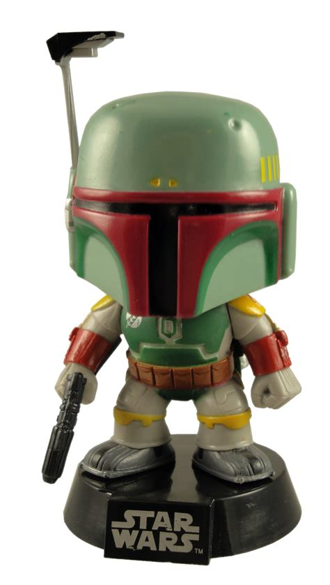 Review ? Star Wars Pop! Vinyl Boba Fett