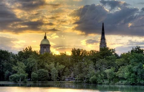 Notre Dame Mba Admissions Staff by Why I M Glad I Waited For B School Mba Echoes