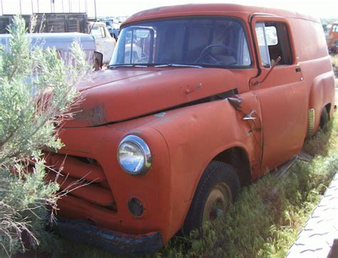 1956 Dodge Truck by 1956 Dodge Series C 3 B 1 2 Ton Town Panel Truck For Sale