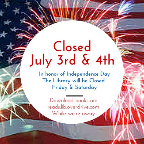 Is The Post Office Open On July 4th by Library Happenings June 29 July 2nd Maury County