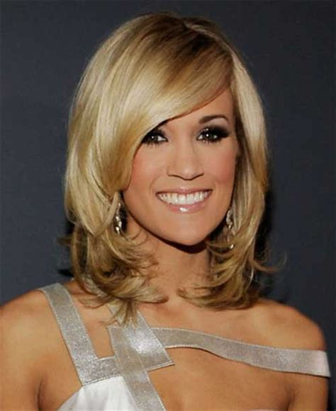 Carrie Underwood Hairstyle by Carrie Underwood Hair Style Newhairstylesformen2014